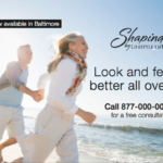 Shaping by Lifestyle Lift Postcard