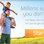 New Life Centers Banners